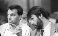 Orbán Viktor és Áder János régen - Akkor és Most? A most képekért lapozni kell