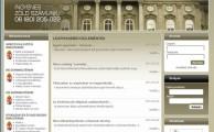 Központi Adatnyilvántartó Kft. - A képen jól látható, hogy a honlap is hivatalosnak tűnik, tehát jó az álca. Hogy valóban átverés-e, azt a cikkben találod meg