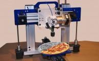 3D nyomtatóval pizzát készíteni?