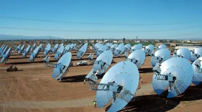 Vadonatúj technológiát alkalmaz a világ eddigi leghatékonyabb napelemes rendszere