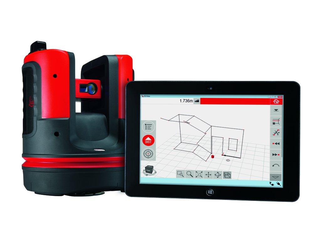 Leica 3D Disto: távolságmérés 3D-ben!